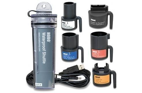 Przenośnik danych U-DTW-1 do sczytywania i przenoszenia danych z rejestratorów serii HOBO U wodoszczelny