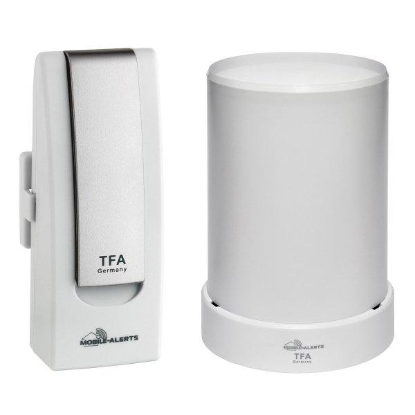 TFA 31.4003 zestaw startowy on-line system pomiarowy WeatherHub Smart Home