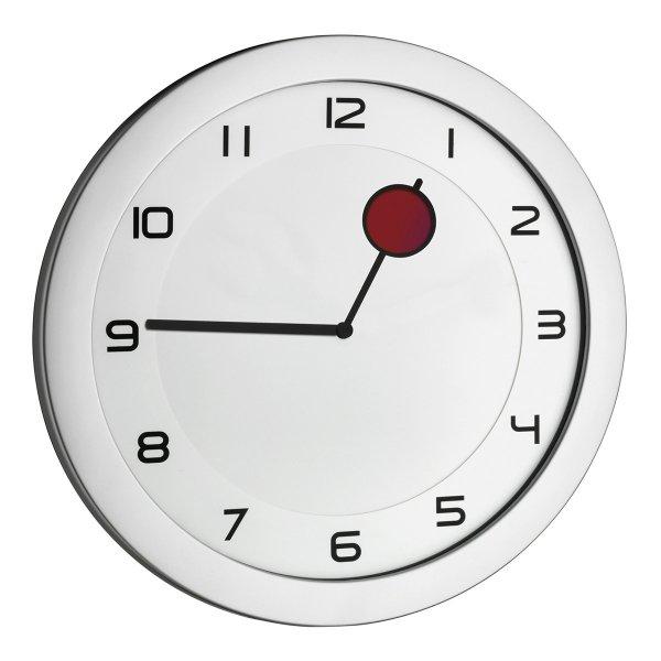 TFA 60.3028 HAPPY HOUR zegar ścienny wskazówkowy zmieniający kolor 28 cm