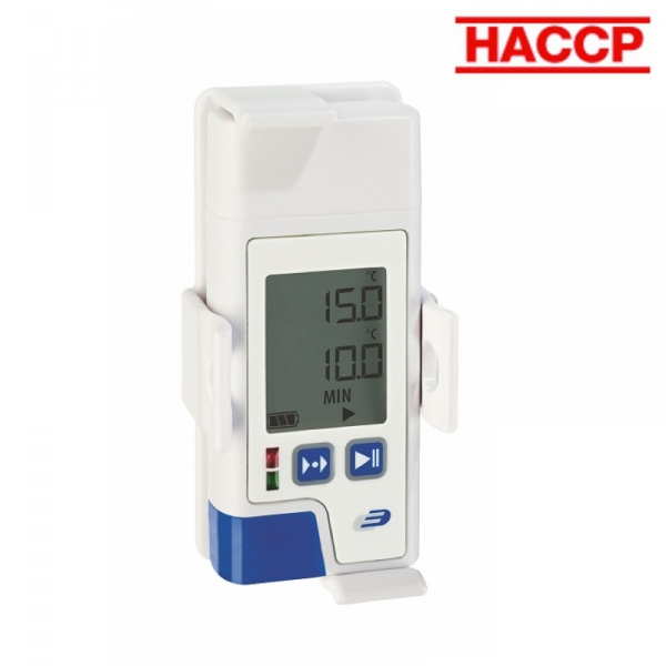 TFA 31.1058 LOG210 rejestrator temperatury i wilgotności  data logger termohigrometr USB do transportu HACCP czujnik ruchu