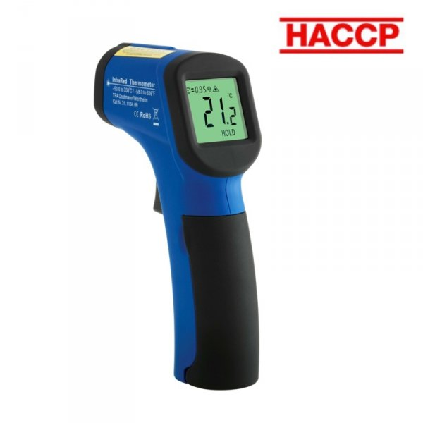 TFA 31.1134 SCANTEMP 330 termometr bezkontaktowy pirometr do żywności