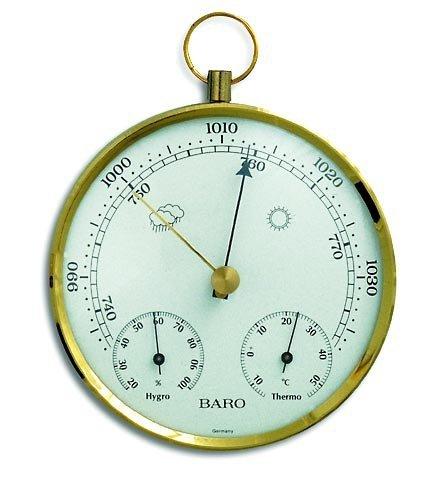 Stacja pogody mechaniczna TFA 20.3006 barometr ścienny wieszany