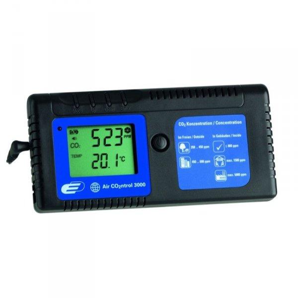 TFA 31.5000 AirCO2ntrol 3000 stacja kontroli jakości powietrza  wewnętrzna wskaźnik stężenia CO2
