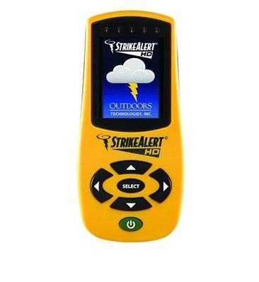 Detektor wyładowań atmosferycznych Outdoors STRIKE ALERT HD detektor burz