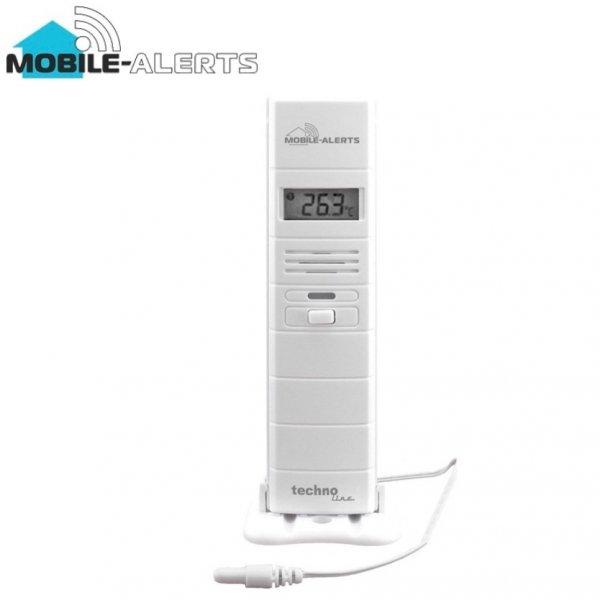 System zdalnego monitoringu Mobile Alerts MA10300 czujnik temperatury i wilgotności termohigrometr z sondą smartfon