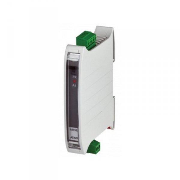 APAR AR592 moduł pomiarowy temperatury termometr przemysłowy na szynę DIN wejście uniwersalne wyjście analogowe z separacją galwaniczną