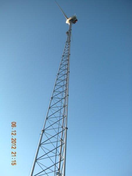 Lufft V200A wiatromierz ultradźwiękowy czujnik prędkości i kierunku wiatru anemometr profesjonalny temperatura wirtualna