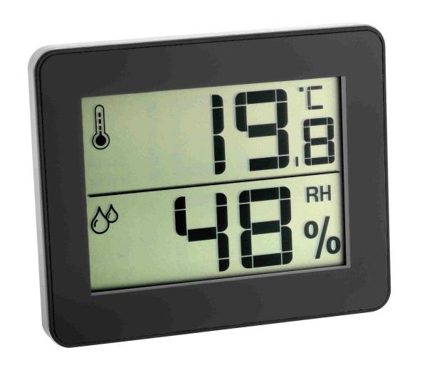 TFA 30.5027 termohigrometr domowy elektroniczny wewnętrzny