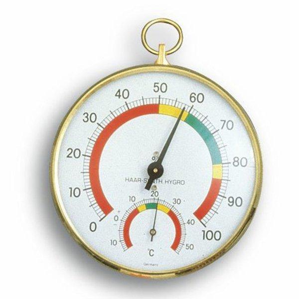 TFA 45.2000 termohigrometr klasyczny mechaniczny do szklarni cieplarni