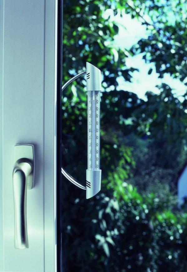 TFA 14.6015 ORBIS termometr okienny klasyczny cieczowy zewnętrzny
