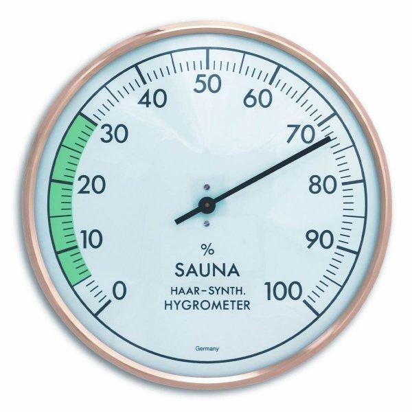 TFA 40.1012 higrometr do sauny mechaniczny średnica 16 cm