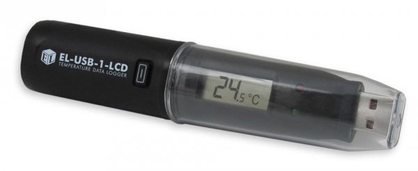 Rejestrator temperatury Corintech USB-T-LCD data logger termometr USB