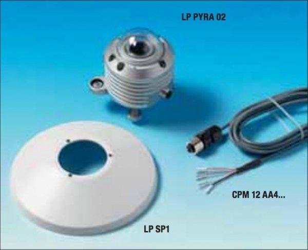 DeltaOhm LP PYRA 02 czujnik promieniowania całkowitego pyranometr termoparowy First Class