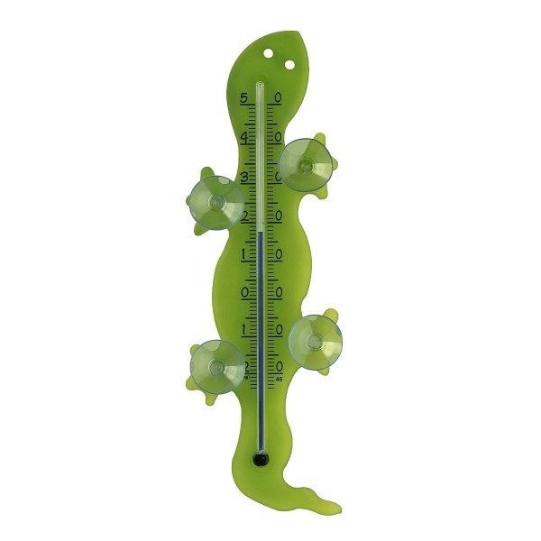 TFA 14.6018 GECKO termometr okienny cieczowy zewnętrzny na przyssawki
