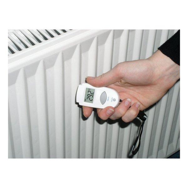 TFA 31.1108 MINI-FLASH termometr bezkontaktowy domowy pirometr do żywności