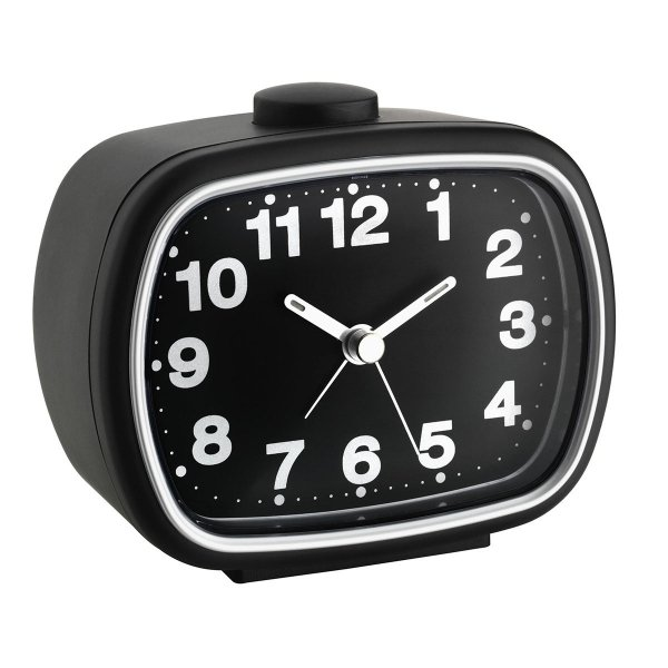 TFA 60.1017 budzik biurkowy zegar wskazówkowy