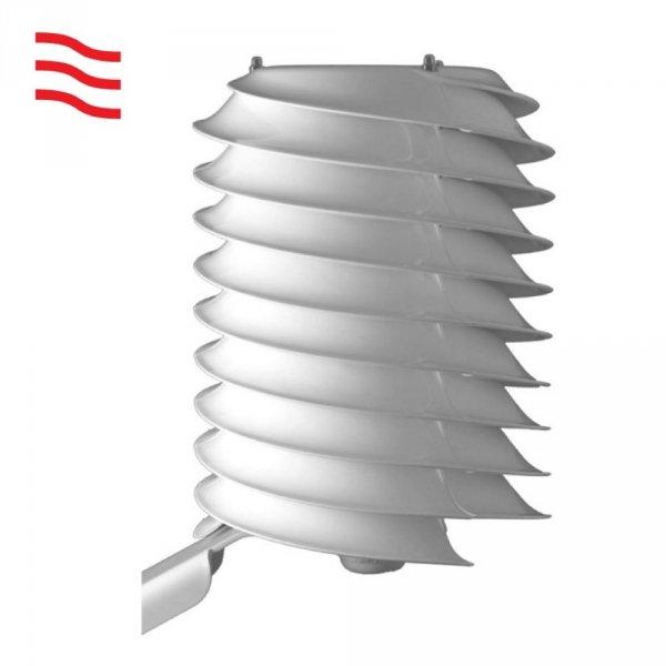 Barani MeteoShield Professional osłona radiacyjna pasywna innowacyjna osłona antyradiacyjna spiralna naturalnie wentylowana samoczyszcząca