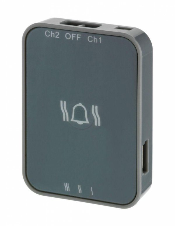 TFA 60.2521 budzik elektroniczny zegarek biurkowy z termometrem i wibratorem