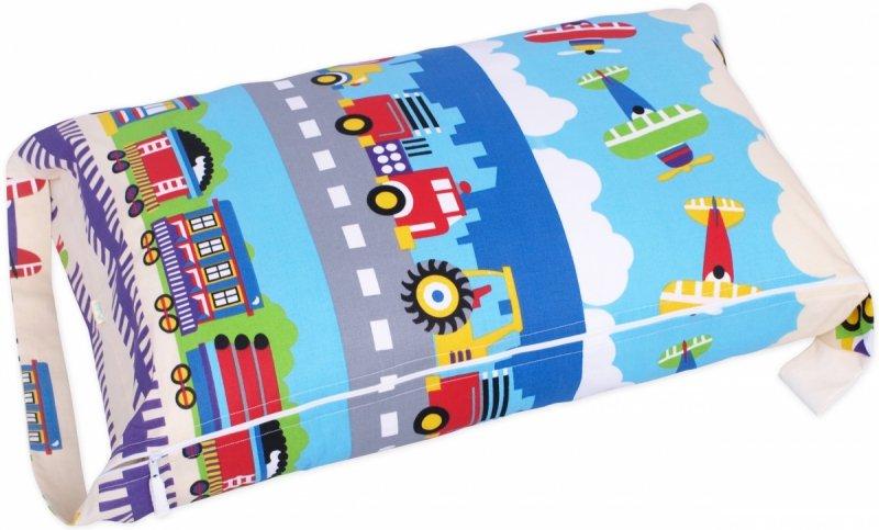 Pokrowiec na śpiworek Kolorowe pojazdy
