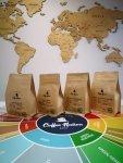 Kawa z czterech stron świata 4 x 250g
