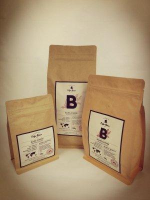 BLUES COFFEE   Arabika+Robusta