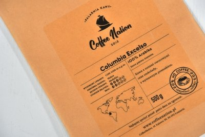 COLOMBIA EXCELSO - 100% Arabika