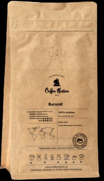 BURUNDI 250g - 100% Arabika