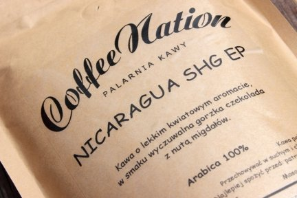 NICARAGUA SHG EP - 100% Arabika
