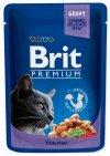 Brit Premium Cat Adult COD Fish Dorsz saszetka 100g