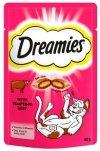 Dreamies Wołowina - przysmak dla kota 60g
