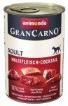 Animonda GranCarno Adult Multifleisch Mix Mięsny 400g