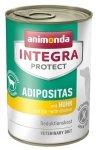 Animonda Integra Protect Adipositas dla psa kurczak puszka 400g