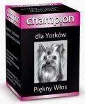 DermaPharm Champion Piekny Włos witaminy dla yorków 30 tabl.