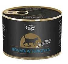 Natural Taste Cat JUNIOR z Tuńczykiem 185g