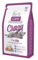 Brit Care Cat Crazy Kitten Chicken & Rice 2kg