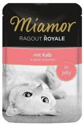 Miamor Ragout Royale z cielęciną w galaretce saszetka 100g