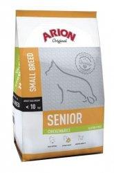Arion Original Senior Small Chicken & Rice 7,5kg