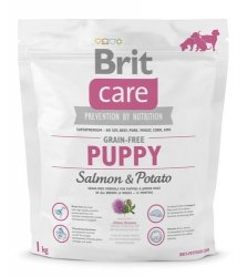 Brit Care Puppy Salmon & Potato 1kg