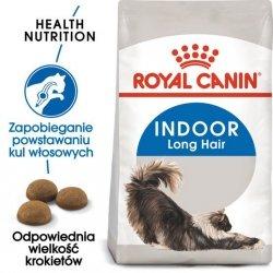 Royal Canin Feline Indoor Long Hair 35 10kg