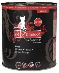 Catz Finefood Purrrr N.103 Drób puszka 800g