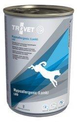 Trovet LRD Hypoallergenic Jagnięcina dla psa puszka 400g