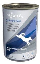 Trovet RRD Hypoallergenic Królik dla psa puszka 400g