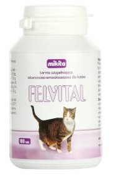 Mikita Felvital 100 tabletek - preparat witaminowo-aminokwasowy