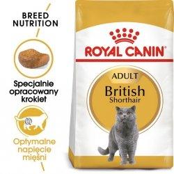 Royal Canin Feline Breed British Shorthair 34 10kg