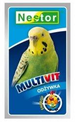 Nestor Odżywka dla małych papug Multivit