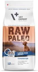 Raw Paleo Large Size Adult Turkey 12kg