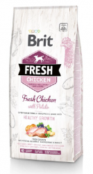 Brit Fresh Chicken & Potato Puppy 12kg
