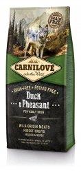 Carnilove Duck & Pheasant Adult 12kg