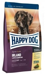 Happy Dog Supreme Irland łosoś i królik 4kg
