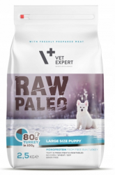 Raw Paleo Large Size Puppy Turkey 2,5kg